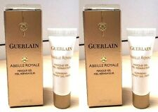 $18 Guerlain Abeille Royale Repairing Honey Gel Mask 0.1oz x 2 Tubes = 6ml 0.2oz