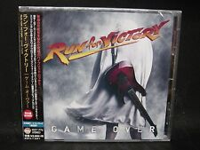RUN FOR VICTORY Game Over + 1 JAPAN CD Swedish Technical Melodic Hard Rock !