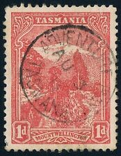 Tasmania • CDS Postmark on Pictorial • ADVENTURE BAY