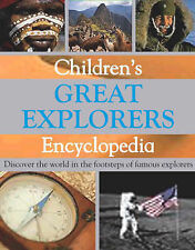 Children's Great Explorers Encyclopedia,