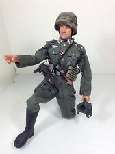1/6 DRAGON GERMAN WERMACHT TANK HUNTER MP-40 WW2 DID BBI 21st