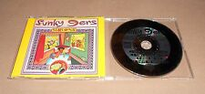Single CD  Funky 9ers - Stars On 45  4.Tracks  1998  153