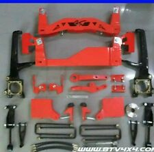 "New Toyota Hilux Revo 2016  7"" inch  Heavy Duty BTV suspension lift kit."