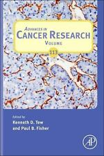 Advances in Cancer Research, Volume 113