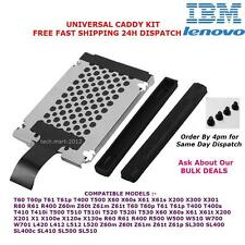 IBM.LENOVO.Thinkpad.HDD.Hard Drive.Cover.Caddy.T400.T500.T60.T61.X60.X61.NEW KIT