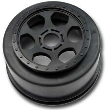 DE Racing Trinidad SC Wheels Associated SC8 SC8E 17mm Hex BLACK (DER-SCT-17B)