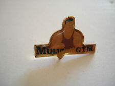 PINS RARE CLUB MULTI FORME GYM MUSCULATION