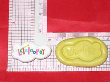 Lalaloopsy Logo Silicone Push Mold A645 For Cake Chocolate Resin Clay Fondant