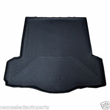 OEM NEW 2013-2016 Lincoln MKZ Rear Cargo Area Protector Mat Tray - Black Rubber