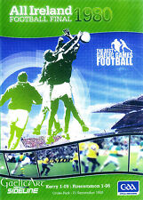 1980 GAA All Ireland Final Football:  Kerry v Roscommon  DVD