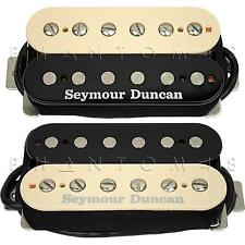Seymour Duncan SH-2n Jazz Neck SH-4 JB Model Bridge Humbucker Zebra Pickup Set