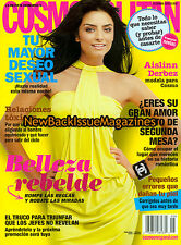 Spanish Cosmopolitan 8/10,Aislinn Derbez,August 2010,NEW