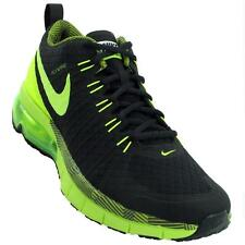 NEW Nike Men' s Air Max TR 180 AMP Training Shoes Black/Volt 723973-073 Size 6