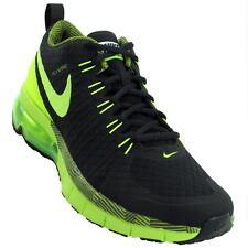 NEW Nike Men' s Air Max TR 180 AMP Training Shoes Black/Volt 723973-073 Size 6