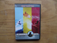 Neighborhood Watch (Rare HTF DVD) A Charlie Rick Film: Extreme Surffing