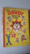 DANDY MONSTER COMIC 1946 vintage annual