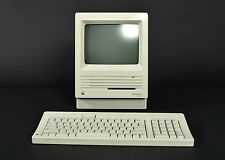 VTG 1988 Macintosh SE Computer Model M5011 Apple SuperDrive w/ Keyboard M0116