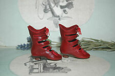 """Beautiful leather shoes for Jumeau Bru Steiner  doll 2 - 3/8"""" (60 mm)"""
