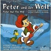 Koussevitzky,Sergey - Prokofjew: Peter and the Wolf - CD