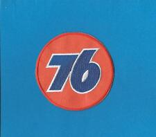 Union 76 Gas Oil NASCAR Racing Sponsor Hat Jacket Racing Gear Patch Crest