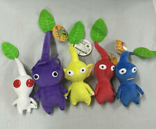 New Pikmin Plushies Dolls Set of 5PCS LEAF~ STUFFED ANIMAL TOY