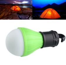 Hot Fashion Outdoor Hanging 3LED Camping Tent Light Bulb Fishing Lantern Lamp HS
