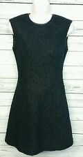 Armani Exchange Sleeveless Little Black Dress Cocktail Holiday Party Size Small