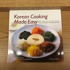 Korean Cooking Made Easy Cook Book 52 Recipes Home Food Meal Kimchi Rice Soup
