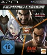 Playstation 3 Fighting Edition SoulCalibur V Tekken Tag 2 Tekken 6 TopZustand