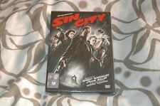 Sin City (2005) DVD FILM MOVIE - FRANK MILLER - NUOVO SCONTO TARANTINO RODRIGUEZ