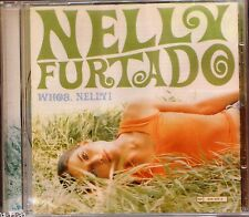 "Nelly Furtado - Whoa, Nelly! (CD2001) Features ""I'm Like a Bird"" ""On The Radio"""