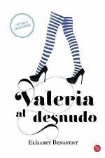 Valeria al desnudo (Serie Valeria) (Spanish Edition)-ExLibrary