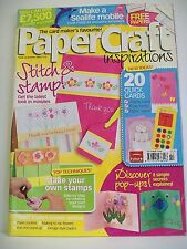 Magazine. The Card Maker's favourite! Paper Craft Inspirations. Issue 26 Oct' 06