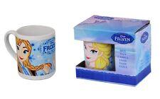 Disney FROZEN Ceramica BOCCALE Ufficiale ProductNew & In Regalo Scatola Anna/
