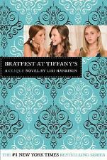 A Clique Novel  Bratfest at Tiffany's by Lisi Harrison (2008, Paperback)