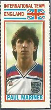 TOPPS-1981-FOOTBALLERS- #175-INTERNATIONAL TEAM-ENGLAND-PAUL MARINER