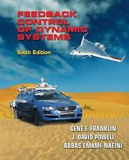 Feedback Control of Dynamic Systems by Gene F. Franklin, J. David Powell and...
