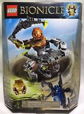 Lego Bionicle Pohatu Master of Stone Toy 70785 66 pcs Sealed