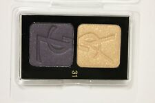 YSL eyeshadow duo 31- soft gold and dark violet - excellent eyeliner!