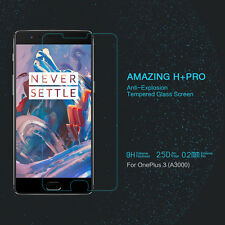 Nillkin 9H+PRO 2.5D 0.2 mm Tempered Glass Screen Protectors For OnePlus 3(A3000)