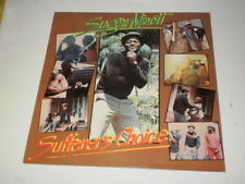 SUGAR MINOTT - SUFFERER'S CHOICE - ORIG UK LP BLACK ROOTS RECORDS - 1983 - ROOTS