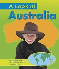 NEW A Look at Australia (Our World) ~ Frost, Helen