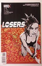 The Losers #7 (Feb 2004, DC) (C4556) Vertigo Mature Readers