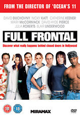 FULL FRONTAL - DVD - REGION 2 UK