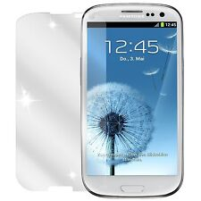 6x dipos Samsung Galaxy S3 i9300 screen protector protection crystal clear