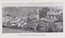 1910  --  VUE GENERALE DE ROZOY SUR SERRE    3J606