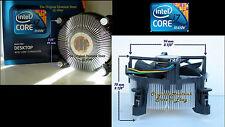 Intel Core i7 Heatsink CPU Cooler Fan for  i7-950 3.06 GHZ Socket LGA1366 - New