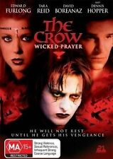 The Crow - Wicked Prayer (DVD, R4, 2007, Thriller, Edward Furlong, Free Post)