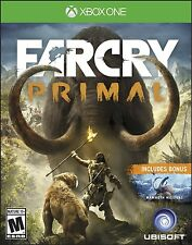 Far Cry Primal XBOX ONE GAME BRAND NEW SEALED