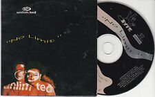 CD CARDSLEEVE 2 UNLIMITED NO LIMIT 6 VERSIONS MADE IN BELGIQUE RARE !!!!